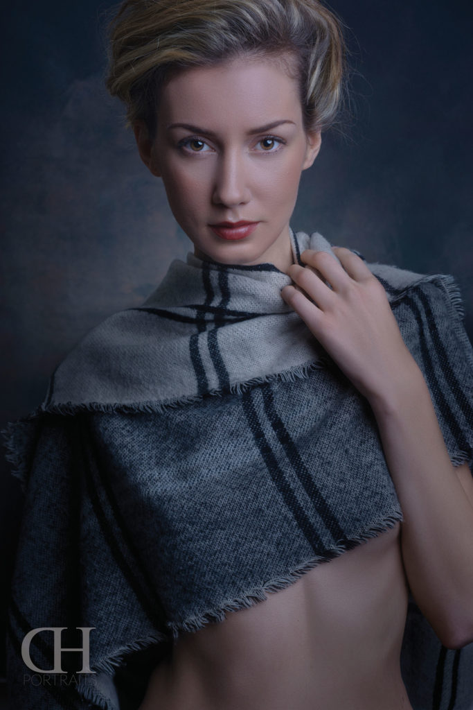 Artistic Inspiration - Elegant Portraiture by Dan Hostettler Portraiture Prague